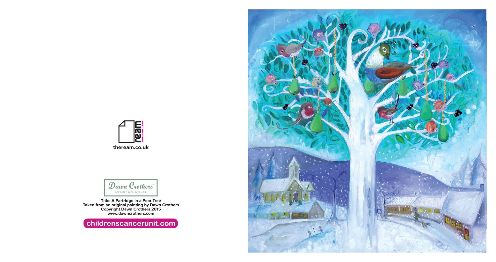 Christmas Cards | Children\'s Cancer Unit