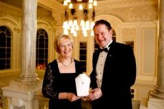 Margaret Cartmill & Iain Warke, Gardiner Brothers Jewellers