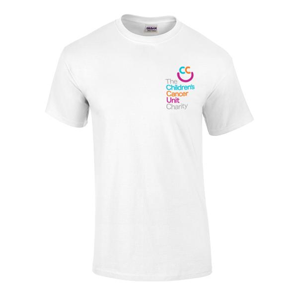 White T-shirt - £5