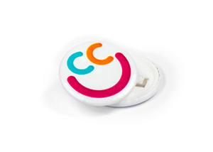 Pin Badge - 50p
