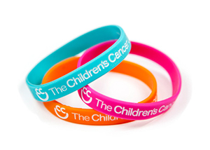 Silicone Wristbands - £1